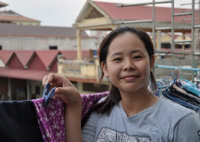 Housing for Cambodian students